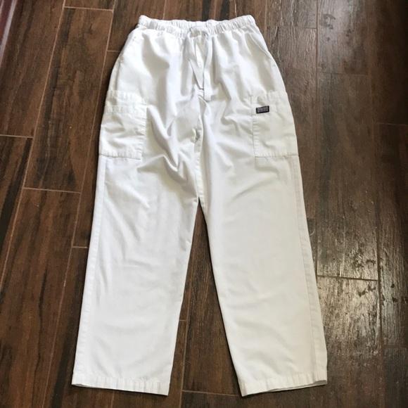 0bac9ebedd5 Cherokee Pants | White Scrub | Poshmark